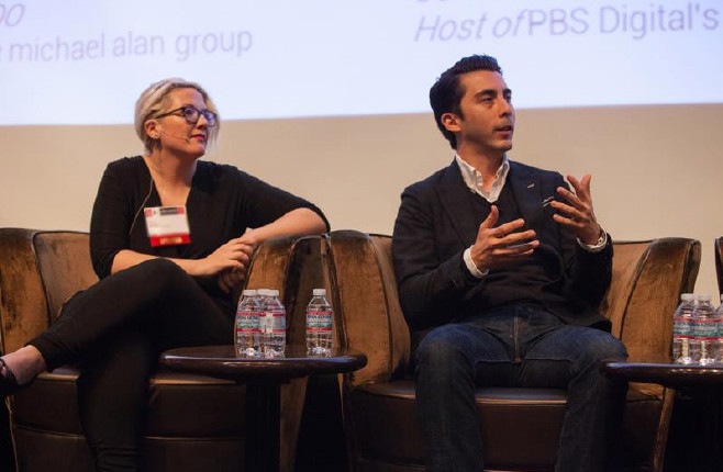 """Erin Mill appeared on the panel """"Multicultural Marketing to Millennials"""" at the Horowitz Research Multicultural Marketing Summit."""