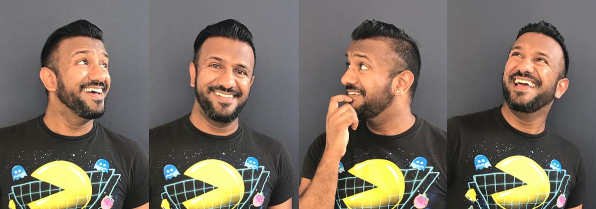MAG designer Dev Singh