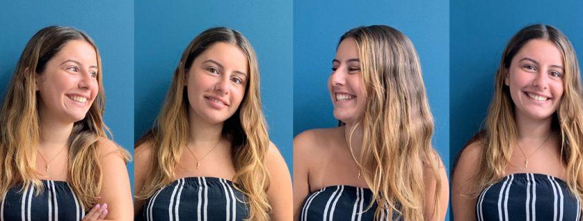 The many faces of Julia Keenan, MAG intern