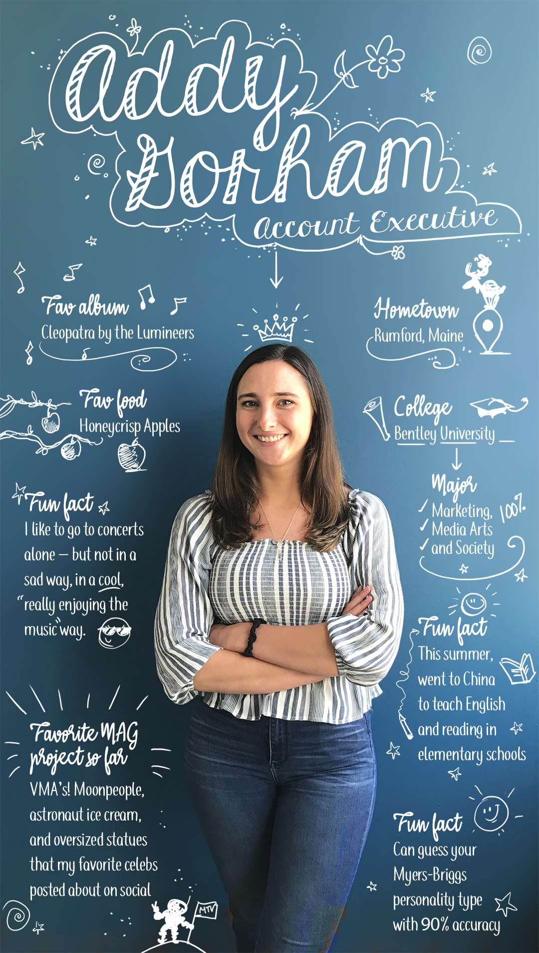 MAG Account Executive Addy Gorham