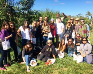 mag team apple picking