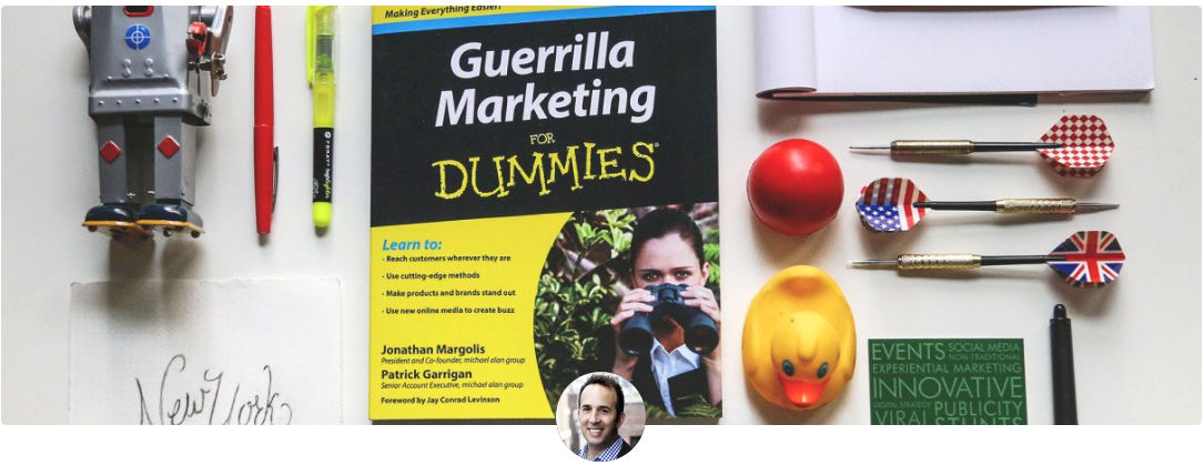 MAG Guerilla Marketing for Dummies