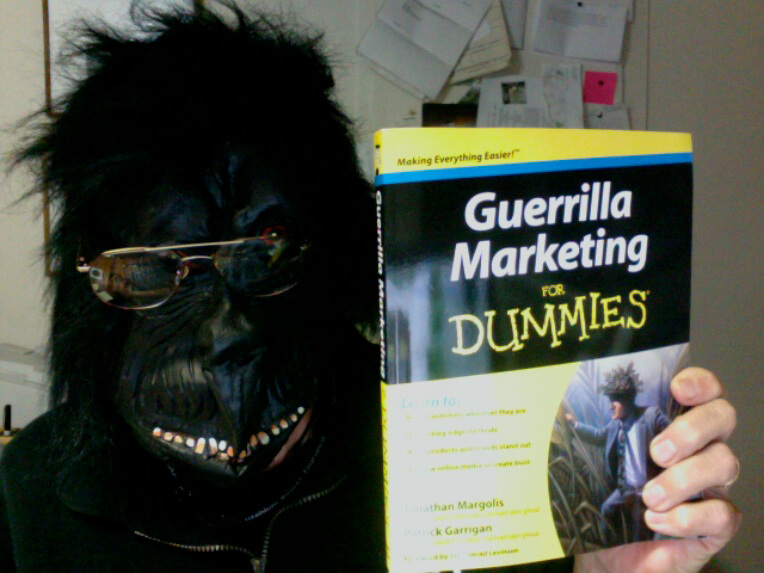 Guerilla Marketing For Dummies
